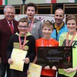 Tischtennis Schul-Olympics
