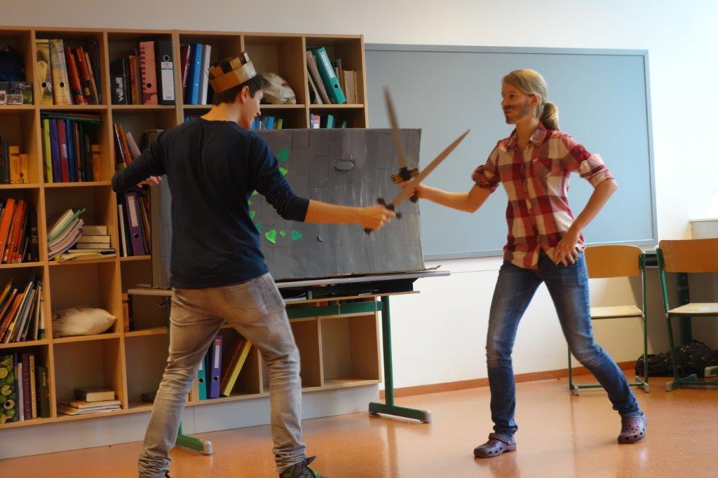 English Theatre Workshop 2